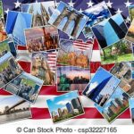 new-york-collage-stock-image_csp32227165